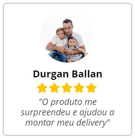 Durgan Ballan 5 estrelas