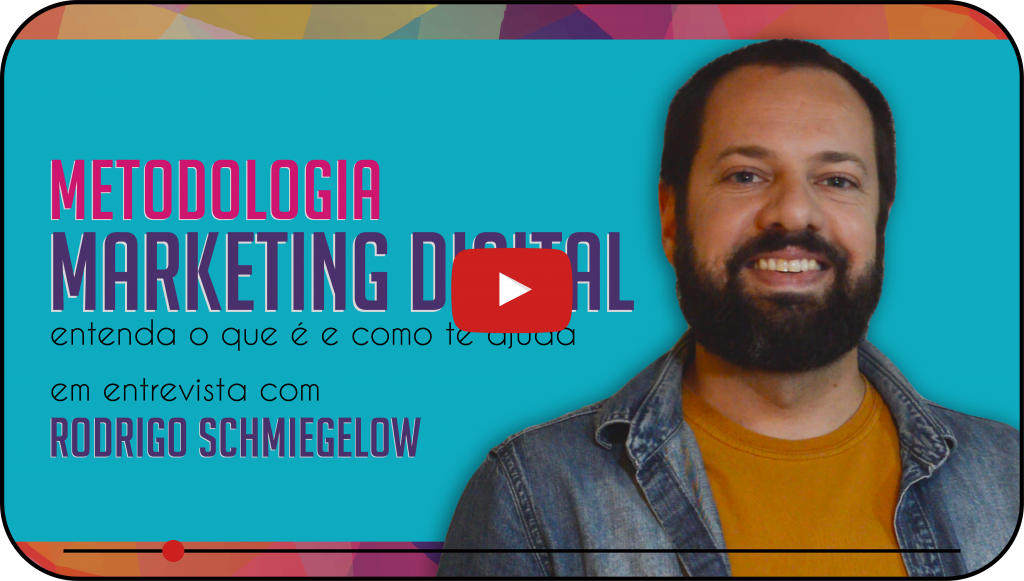 Metodologia Marketing Digital Entrevista com Rodrigo Schmiegelow da caranaue