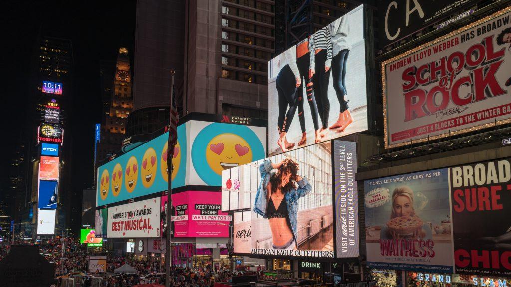propaganda publicidade alcance nas redes sociais e no marketing
