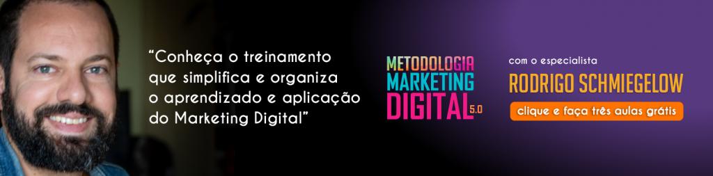Metodologia Marketing Digital